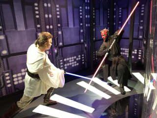 Muzeum Figur Woskowych Madame Tussauds