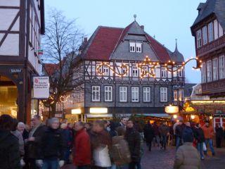 Goslar Weihnachtsmarkt.Weihnachtsmarkt Weihnachtswald Goslar In Goslar Holidaycheck