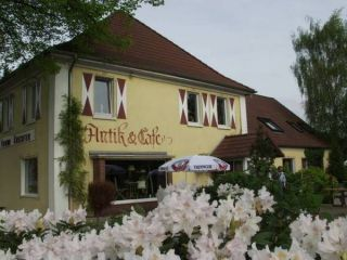 Kawiarnia & Antyki Fischhaus