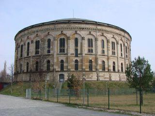 Reviews- Panometer Building