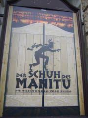 Musical Der Schuh des Manitu (But Manitou)