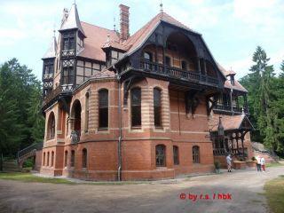 Zamek Myśliwski Gelbensande