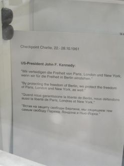 Reviews- Haus am Checkpoint Charlie Museum