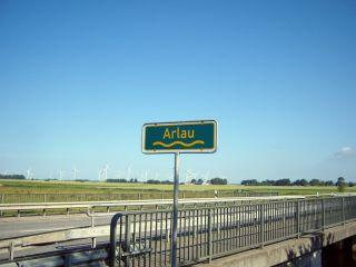 Śluza Arlau