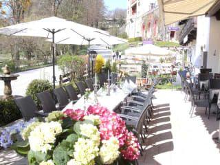 Recenze Hostinec Cafe Luitpold Park (closed)
