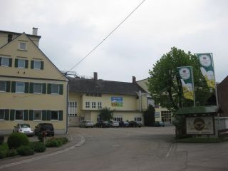 Zamek Schlossbrauerei Autenried