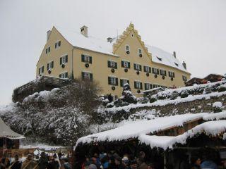 Quot Weihnachtsmarkt Im Schloss Hexenagger Quot Weihnachtsmarkt
