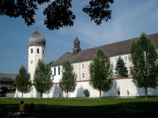 Klasztor Frauenchiemsee