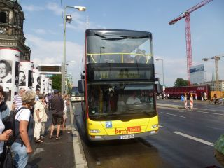 Reviews- City Bus Tour Berlin