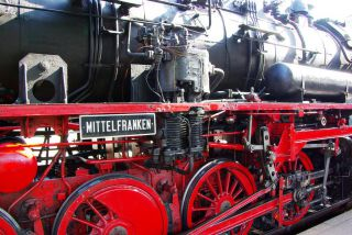 Reviews- Nurnberg Franconian Railway Museum, Excursion