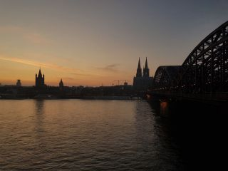 Reviews- Hohenzollern Bridge