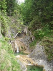 Wodospad  Mühlbach