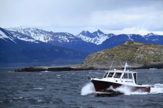 Reviews- Beagle Channel