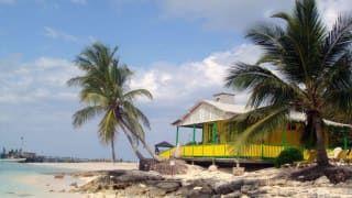 Plaża Blackbeard's Cay