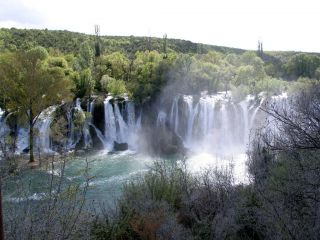 Reviews- Kravica waterfalls