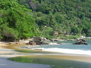 Ruiny więzienia Lazareto