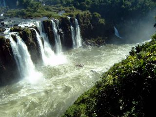 Reviews- Iguassu / Iguazu Falls