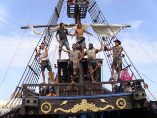 Wycieczka statkiem pirackim Hammamet-Yasmine
