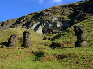 Reviews- Rano Raraku
