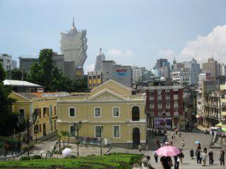 Kościół Sao Paulo.