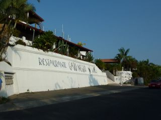 Restauracja Gato Negro