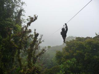 Park Selvatura - Canopy Tour