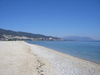 Plaża Asprovalta