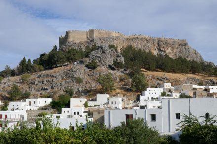 Stare Miasto Lindos