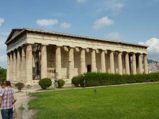 Reviews- Temple of Hephaestus