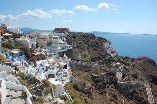 Reviews- Old Town Thira
