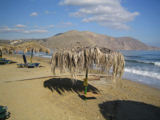 Reviews- Sandy Beach on Mike's Oasis Crete