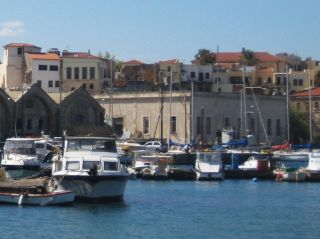 Reviews- Harbor Chania