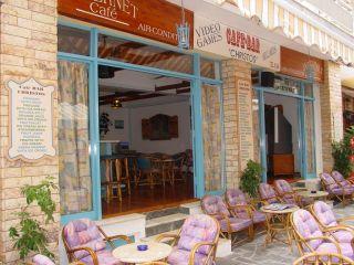 Reviews- Christos Cafe Bar