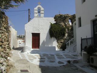 Reviews- Panagia Paraportiani Church