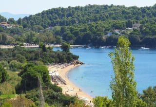 Plaże Skiathos