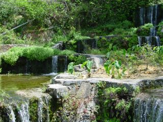 Argiroupolis Wasserfälle