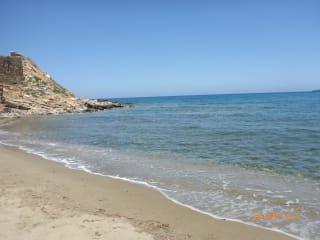 Plaża Aliki