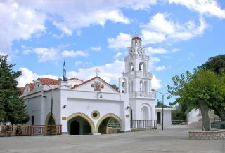 Klasztor Kato Tsambika