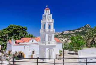 Kloster Kato Tsambika