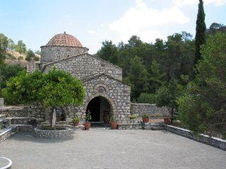 Klasztor Moni Thari