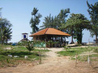 Restauracja z owocami morza Rabiang Lay