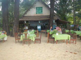 Restauracja Green Beach