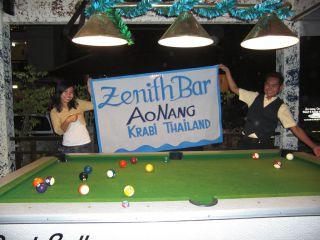 Bar Zenith