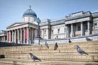 Galeria sztuki w Londynie