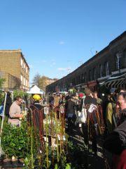 Reviews- Flower market London