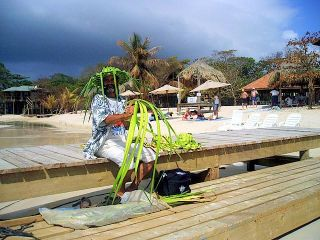 Plaża Tabayana