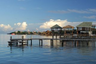 Prywatna plaża Hotelu Mayan Princess