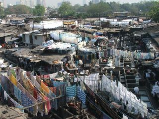 Avis - Dhobi Ghat - le lavoir