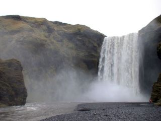 Reviews- Skogafoss