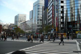 Reviews- Ginza shopping district